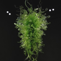 The Chihuly Glass Museum, so unique.